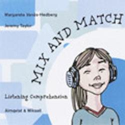 Mix and Match Listening cd-skiva levels 1-3