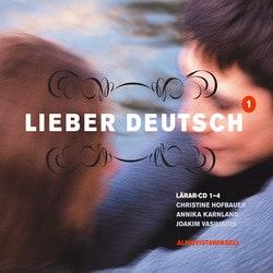 Lieber Deutsch 1 Lärar-cd 1-4