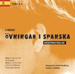 Libers övningar i spanska: Hörförståelse steg 1-2