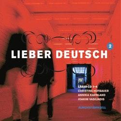 Lieber Deutsch 2 Lärar-cd 1-2