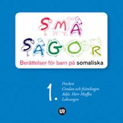 Småsagor : berättelser för barn på somaliska