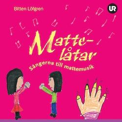 Mattelåtar - sångerna till Mattemusik