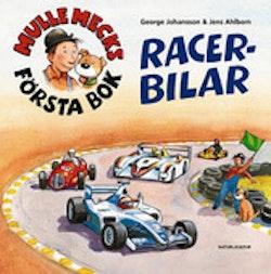 Mulle Mecks första bok : racerbilar