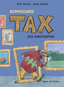 Kommissarie Tax och konstkuppen