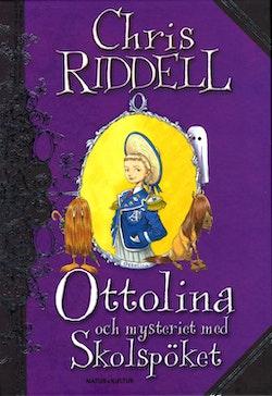 Ottolina och mysteriet med Skolspöket