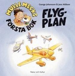 Mulle Mecks första bok : flygplan