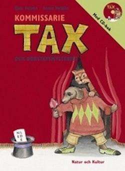 Kommissarie Tax och bokstavsmysteriet