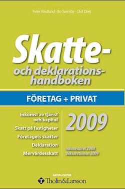 Skatte- och deklarationshandboken 2009