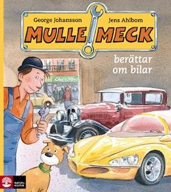 Mulle Meck berättar om bilar