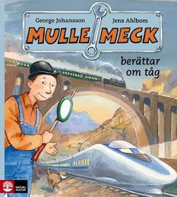 Mulle Meck berättar om tåg