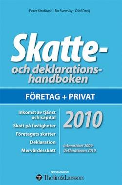 Skatte- och deklarationshandboken 2010