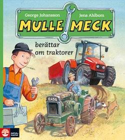 Mulle Meck berättar om traktorer