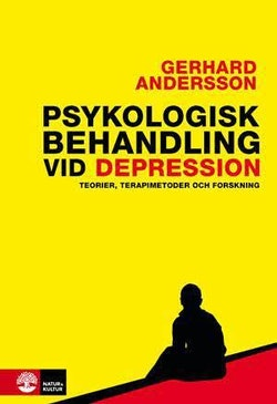 Psykologisk behandling vid depression : Teorier, terapimetoder och forsknin