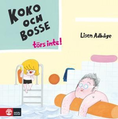 Koko och Bosse törs inte