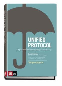 Unified protocol Terapeutmanual: Diagnosöverskridande psykologisk behandlin