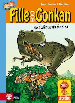 Fille och Gonkan hos dinosaurierna