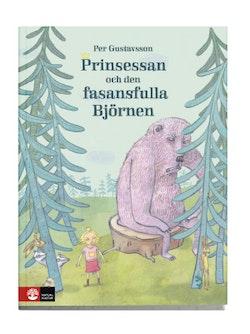Prinsessan och den fasansfulla Björnen