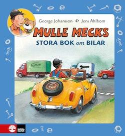 Mulle Mecks stora bok om bilar