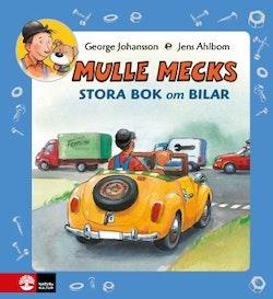 Mulle Mecks bok om bilar