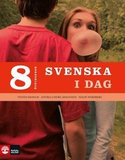 Svenska i dag 8 Övningsbok