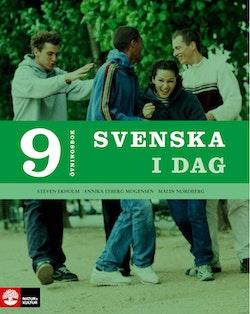 Svenska i dag 9 Övningsbok