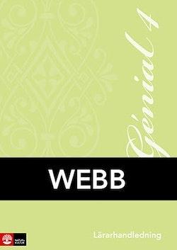 Genial 4 Lärarhandledning Webb, andra upplagan