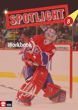 Spotlight 8 Workbook