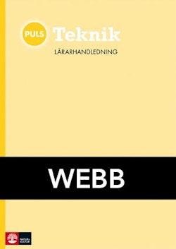 PULS Teknik 7-9 Lärarhandledning Webb, fjärde upplagan