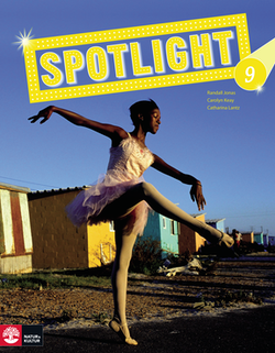 Spotlight 9 Textbook
