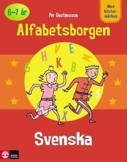 Pysselbok Svenska Alfabetsborgen