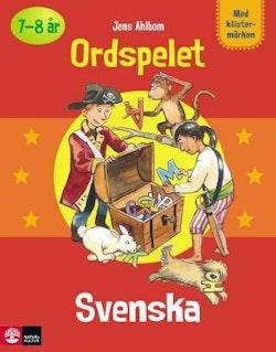 Pysselbok Svenska Ordspelet