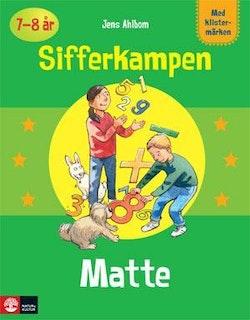 Pysselbok Matte Sifferkampen