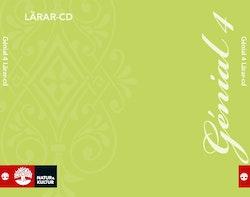 Genial 4 Lärar-cd, andra upplagan