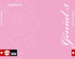 Genial 3 Lärar-cd, andra upplagan
