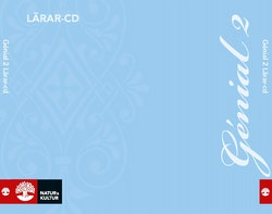 Genial 2 Lärar-cd, andra upplagan