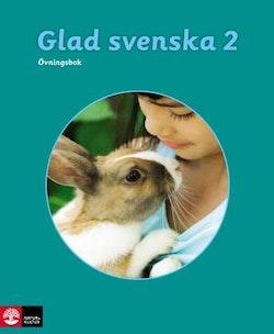 Glad svenska 2 Övningsbok, tredje upplagan