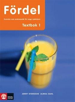 Fördel SVA för nyanlända åk 7-9 Textbok 1
