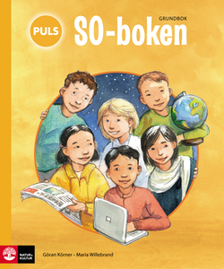 PULS SO-boken 1-3, Grundbok