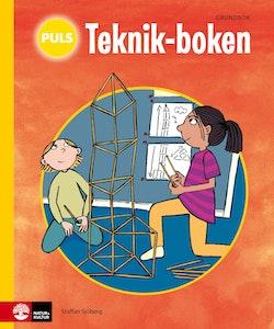 PULS Teknik-boken 1-3 Grundbok