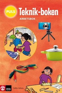 PULS Teknik-boken 1-3 Arbetsbok