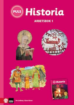 PULS Historia 4-6 arbetsbok 1, Tredje uppl