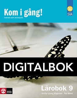 Kom i gång! 9 Lärobok Digital