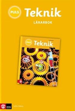 PULS Teknik 4-6 Lärarbok, tredje upplagan