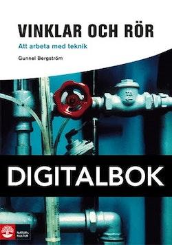 Framåt Yrkesinriktade böcker Vinklar och rör - Att arbeta med teknik Digita