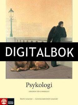 Levanders psykologi Psykologi 1 Digitalbok ljud