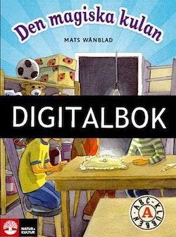 ABC-klubben åk 1 Den magiska kulan, Läsebok A Digitalbok Ljudbok