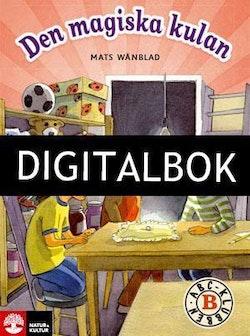 ABC-klubben åk 1 Den magiska kulan, Läsebok B Digitalbok Ljudbok