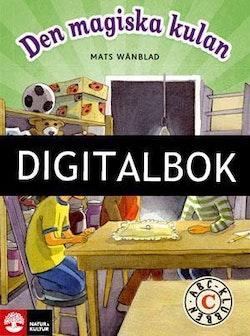 ABC-klubben åk 1 Den magiska kulan, Läsebok C Digitalbok Ljudbok