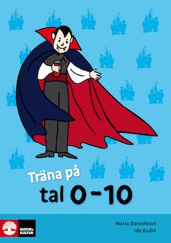 Träna på matte 0-10 taluppfattning (5-pack)