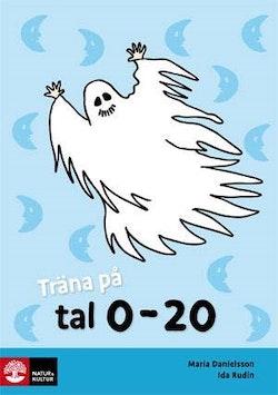 Träna på matte 0-20 taluppfattning (5-pack)